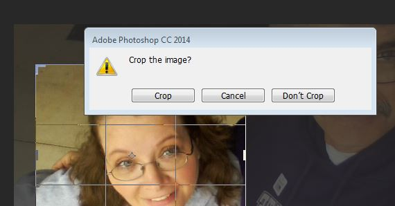 Cropping Images in Photoshop